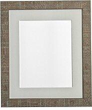 Frames by Post Bilderrahmen, tief, Körnung Mittel