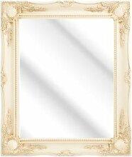 Frames by Post Creme Wandspiegel, gestrichener