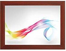 FRAMO 35 mm Puzzle Bilderrahmen 50 x 70 cm, Farbe: