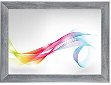 FRAMO 35 mm Puzzle Bilderrahmen 75 x 98 cm, Farbe: