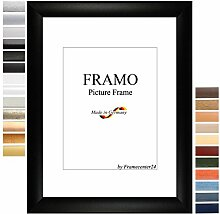 FRAMO 50 mm Bilderrahmen für 30 x 17 cm Bilder,
