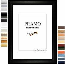 FRAMO 50 mm Bilderrahmen für 50 x 70 cm Bilder,