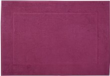 framsohn Badteppich, Baumwolle, Pink, 67 x 67