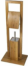 FRANDIS 196085 kombiniert WC-Papierrollenhalter,
