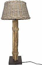 FRANK FLECHTWAREN Lampe Treibholz-Charme