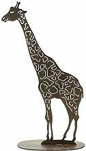 FRANK FLECHTWAREN Metall-Figur Giraffe