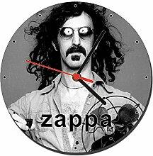 Frank Zappa Wanduhren Wall Clock 20cm