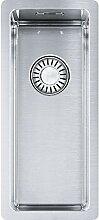 Franke Box BXX 110-16 Edelstahlspüle glatt
