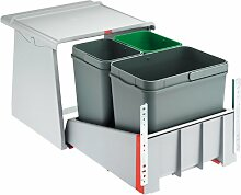 Franke Sorter 700-45 KickMatic - 121.0173.359 Einbau Abfallsammler Mülleimer 34L