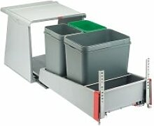 Franke Sorter 700 Eck KickMatic - 121.0014.912 Einbau Abfallsammler Mülleimer