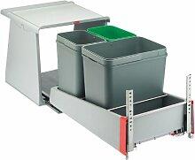 Franke Sorter 700 Eck Motion - 121.0014.913 Einbau Abfallsammlsystem Mülleimer