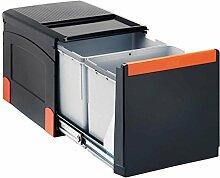 Franke Sorter Cube 41 - 134.0055.272 Einbau Abfallsammler Mülltrennsystem 36 L