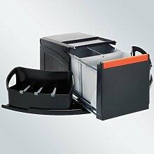 Franke Sorter Cube Eck - 134.0055.288 Einbau Abfallsammler Trennsystem Mülleimer