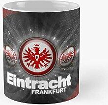 Frankfurt Wallpaper Eintracht Illustration Art