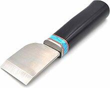 Fransande Leder Schneide Messer, Leder Handwerk