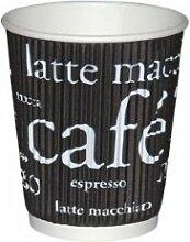 Franz Mensch Coffee to go Becher WAVE 0,2 l mit