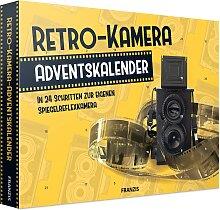 Franzis Adventskalender Retro Kamera 2019 Baukasten