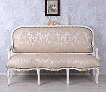 Französische Recamiere Barockes Sofa Salonsofa