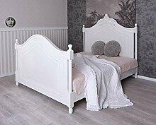 Französisches Ehebett Antik Doppelbett Vintage