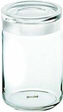 Fratelli Guzzini Kitchen Active Design, Vorratsdose XL, SAN|Glass|PE|PS|PMMA