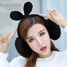 Frauen süße Studentin Kaninchen ohr Ohr ohr Ohr