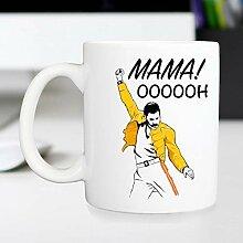Freddie Mercury Becher für