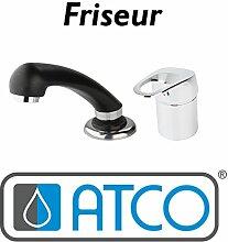 FREE HD Friseur Einhebel Mischbatterie Waschbeckenarmatur Handbrause Friseurarmatur