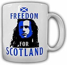 Freedom for SCOTLAND Schottland William Wallace