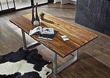FREEFORM 2 Baumtisch #01 160x100cm Akazie massivholz