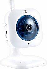 FreeTec Babyphone: IP-Netzwerk-Kamera mit