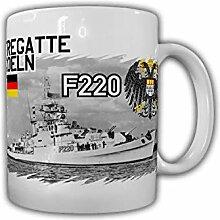 Fregatte Köln F220 Marine Bundeswehr Schiff