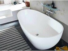 Freistehende Badewanne Luino Grande aus