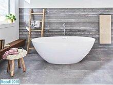 Freistehende Badewanne Piemont Medio aus