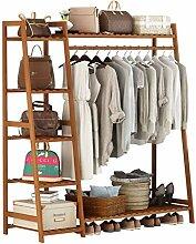 Freistehende Garderobe im europäischen Stil,