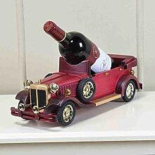 Freistehende robuste Weinregal Flaschenhalter,