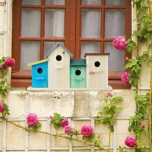Freistehendes Vogelhaus Lyme