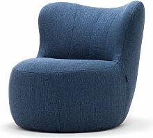 freistil - 173 Sessel, blau (1030)