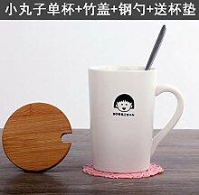 Freizeitbecher espressotassen Einfache neue matte