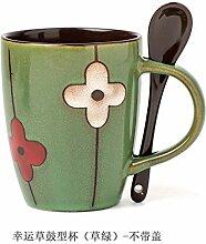 Freizeitbecher espressotassen Keramiktassen, ein