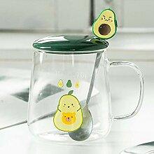 Freizeitbecher espressotassen Netter Wasserglas