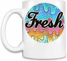 Fresh Kaffee Becher