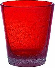 Freshness - TUMBLER FRESHNESS RED - Rosso