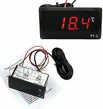 Freshsell Digitales Thermometer, 12 V, für Kfz,
