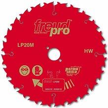 Freud LP20M Rip Circular Saw Blade 250mm 24 Teeth 30mm Bore