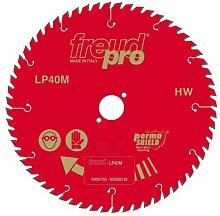 Freud LP40M Cross Cutting Circular Saw Blade 250mm 60 Teeth 30mm Bore