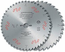 Freud LU2A30 350mm 54 Tooth Carbide Tipped Blade for Ripping and Crosscutting Wooden Panels and Composites by Freud