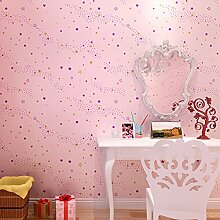 Freundliche Schlafzimmer Normalpapier Tapete