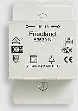 Friedland E3539N Klingeltransformator VDE 2