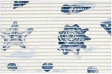 Friedola Softy Antirutschmatte 20 Meter, weiß/blau