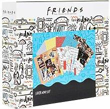 Friends Fotoalbum zum Selbstgestalten, Scrapbook
